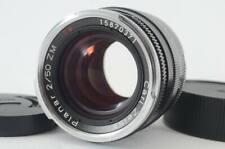 ZEISS Planar T 50mm f/2 MF Lens For Leica for sale online   eBay