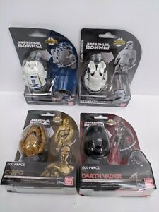 Bundle-of-4-x-Hatch-N-Heroes-Star-Wars-Egg-Force-Russian-Packaging-BNIB