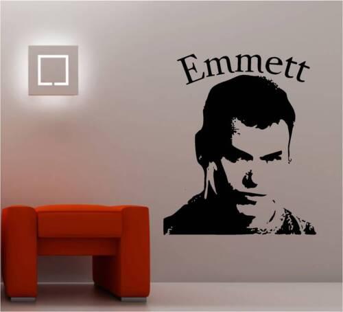 Twilight Edward Mur Art Emmett Autocollant Vinyle Autocollant