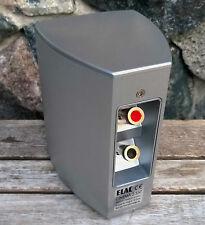 ELAC CINEMA 2 SAT * 2-Wege Surround Lautsprecher Satellit Alu silber * TOP