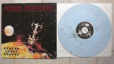 Cosmic Kangaroos – Quake Moon Spook   Blue-White Marbled  Vinyl  LP