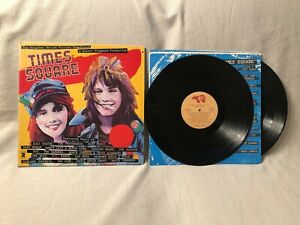 1980-Times-Square-Soundtrack-OST-2LP-Vinyl-Album-RSO-Records-RS-2-4203-VG-VG