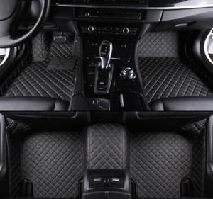 Luxury Custom Car Floor Mats For Jeep Compass 2007-2019 Custom LOGO
