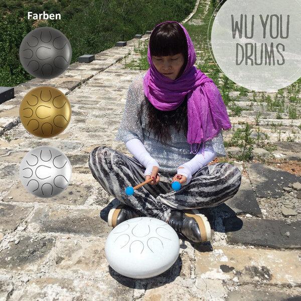 UPP WuYou Drum Trommel Handtrommel Handpans magischer Klang Meditation Esoterik