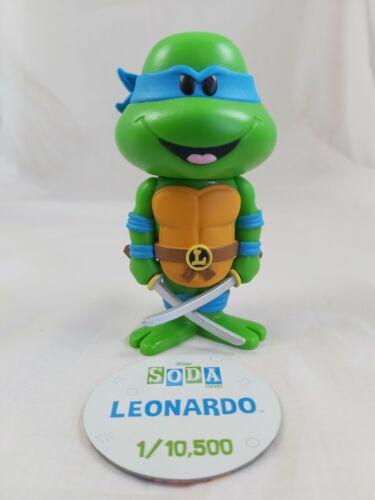 Leonardo Teenage Mutant Ninja Turtles Funko SODA