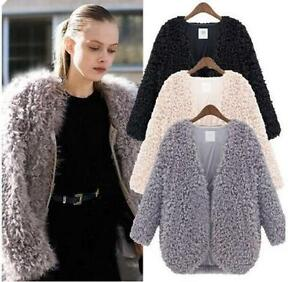 New-Fashion-Women-Winter-Fluffy-Faux-Fur-Coat-Jacket-Outwear