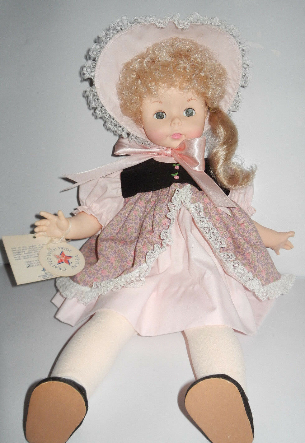Effenbee collection Doll 1961  Fantasy Land in original box - Vintage