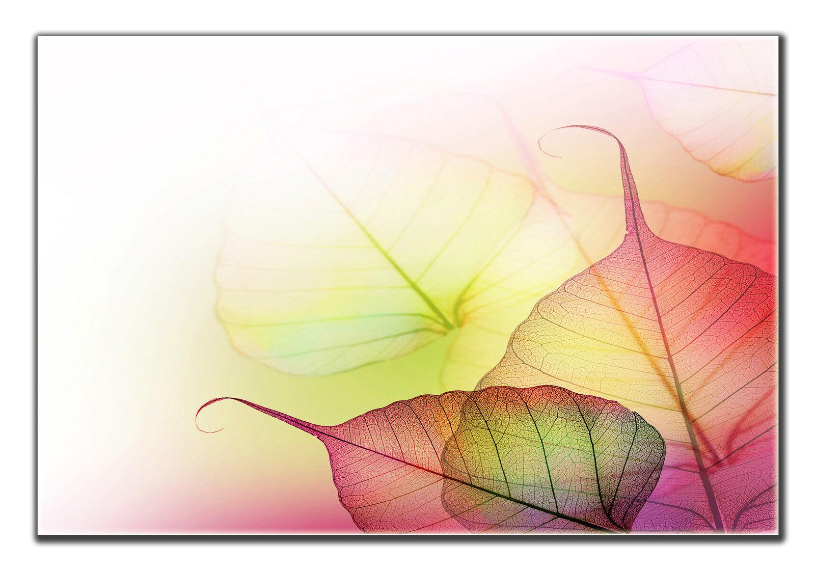 Canvas Prints FRAMED - Leaves Wall Decor - Prints On Canvas - Framed ...