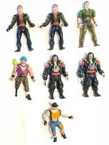 CHOOSE-1991-Hook-Peter-Pan-Action-Figure-Mattel-Combine-Shipping