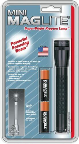 1.5 V Schwarz XEENON MagLite M2A016 Mini 2 Cell AA Black Taschenlampe