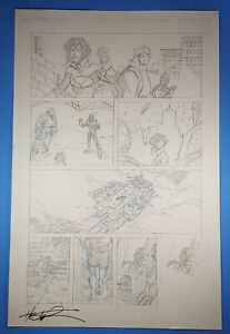 Irredeemable-Ant-Man-10-page-7-original-art-Phil-Hester-Robert-Kirkman-WW-Hulk
