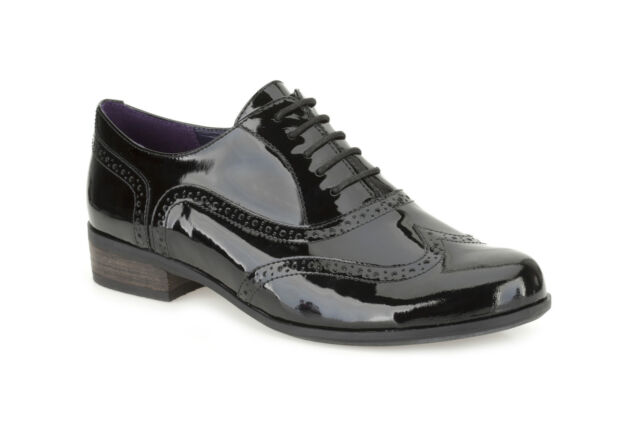 Clarks shoe Womens Hamble Oak Black