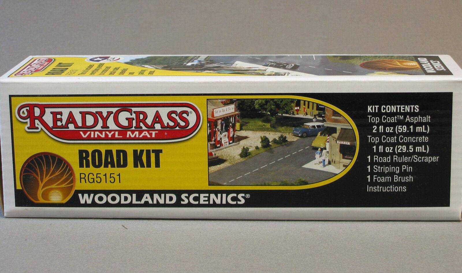 Woodland Scenics Road Kit RG5151