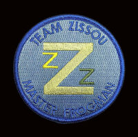 The Life Aquatic Team Zissou Life Aquatic Team Master Frogman Costume Patch