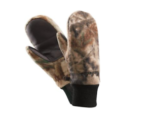 4634b6386c1ca NEW Kids Cabela's Big Game Fleece Camo Hunting Mittens Gloves Size ...