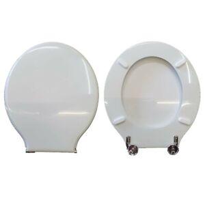 Sieges-de-Toilette-Neoclassique-Sbordoni-Compatible-Laque-Blanc-Poli-Polyester