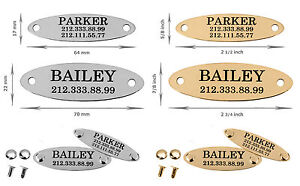 Oval-Nameplate-Personalized-Custom-Engraved-Door-Desk-Sign-Dog-Collar-Name