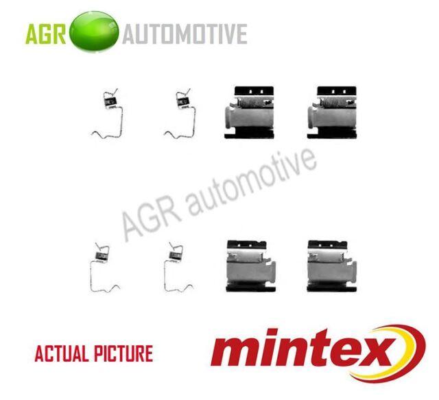 MINTEX MBA1276 Brake Pads Fitting Kit