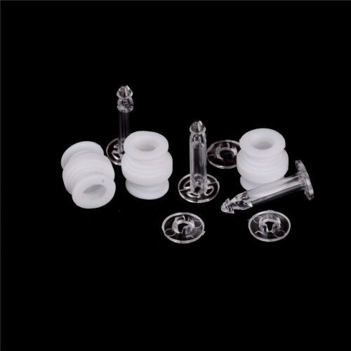 6Pcs DJI Phantom 3 FPV Gimbal Camera Damping Bumper Rubber Balls Anti Drop Pins!