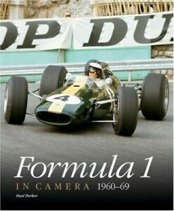 Formula-1-in-Camera-1960-69-Paul-Parker-Haynes-Buch-book-selten-rare-F-Formel