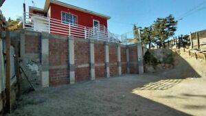 Casa sobre Blvd. Zocolow de 1 Nivel, terreno de 379mt2 Ensenada