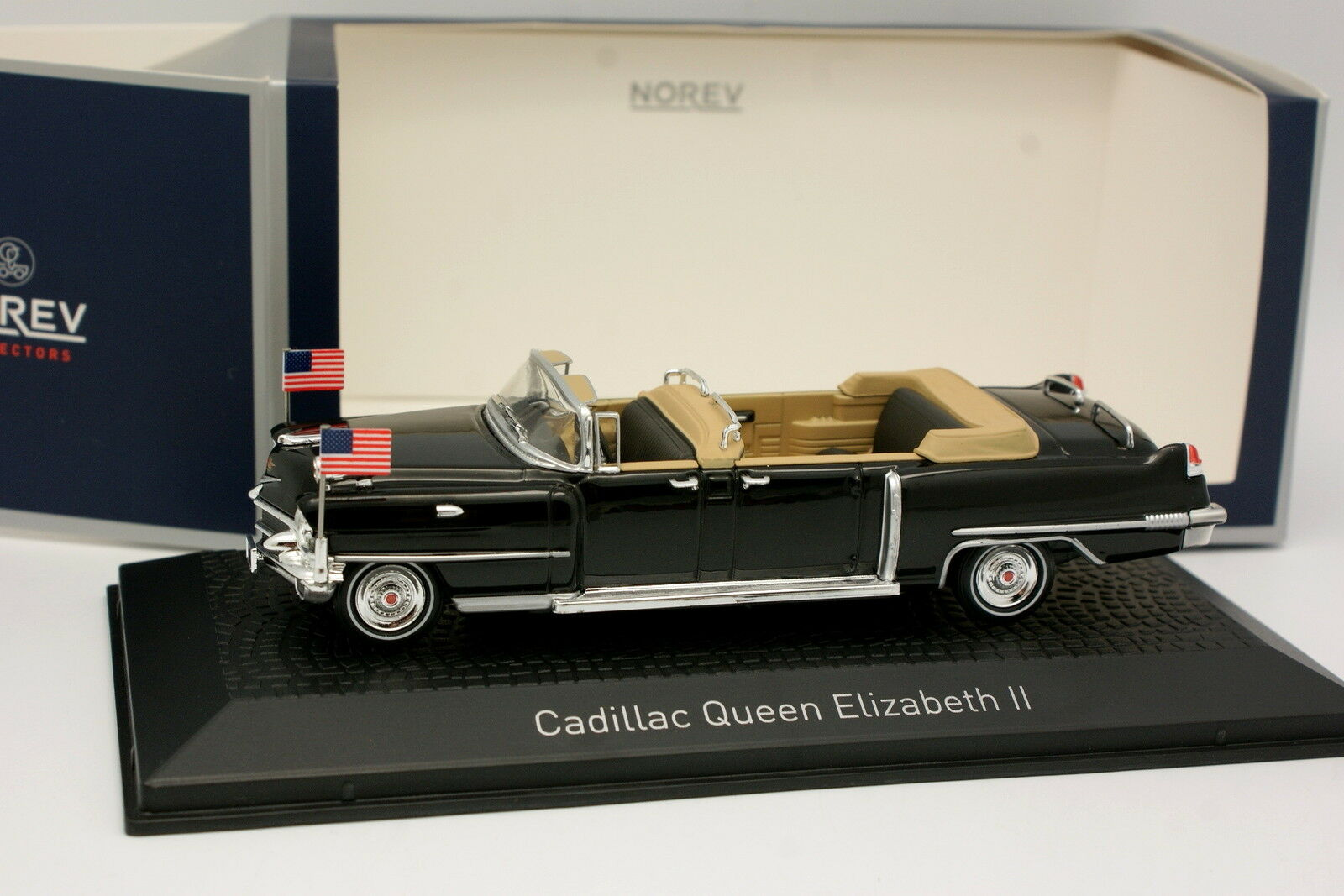 orden ahora con gran descuento y entrega gratuita Norev 1 43 - - - Cadillac Queen Elizabeth II 1956  ordenar ahora