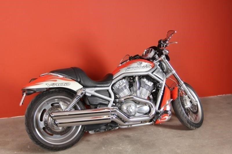 Harley-Davidson, VRSCA V-Rod, ccm 1250