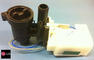 LG WASHING MACHINE  DRAIN PUMP # 5859EY1006P  WT-H650 WF-T755TH