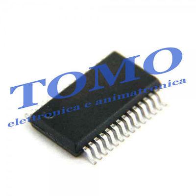 """I // O 16 bit Expander I2C sono /""""F SMD Microchip-mcp23017-e // così"""