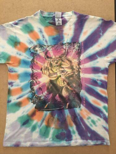 Ozzfest 2001 Shirt