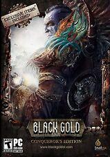 Snail Games 858088004256 425 Black Gold Online - PC
