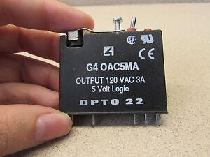 OPTO-22-G4-OAC5MA-I-O-MODULE