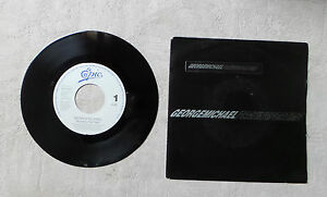 VINYLE-45T-7-034-SP-MUSIQUE-GEORGE-MICHAEL-034-PRAYING-FOR-TIME-034-1990-EPIC-656198-7