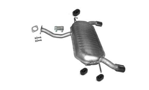 Auspuff Hyundai Tuscon Kia Sportage 2.0 CRDI 2.7 V6 4x4 Endschalldämpfer 4951
