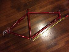 Voodoo Wanga Single Speed /Geared Mountain Bike MTB Steel Chris King Salsa Surly