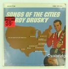 ROY DRUSKY SEALED LP Songs Of The Cities MERCURY 1964 Original USA Press COUNTRY
