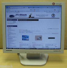 """SAMSUNG SYNCMASTER 710V 17 """"LCD TFT A MONITOR gs17vssn / XEU"""