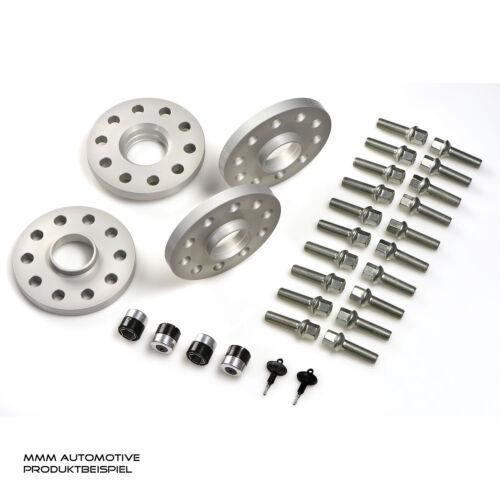 H/&R ABE SV 30//36mm Porsche Boxster 987 13057161 Spurverbreiterung Spurplatten