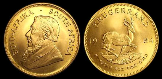 We Pay Cash for Gold Jewelry and Krugerrands