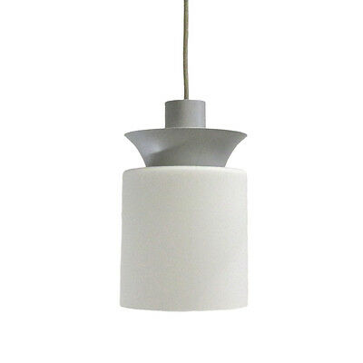 Hinkley Brushed Caramel And Etched White Glass Pendant