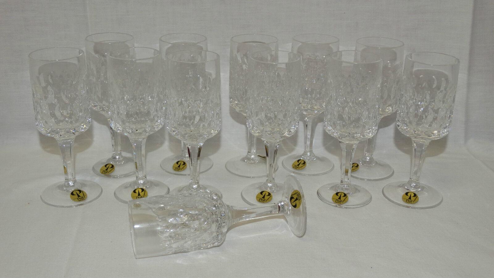Kristall Schnaps  Likör  Gläser Peil & Putzler GRANADA Kristallgläser 12 ST | Zu einem niedrigeren Preis