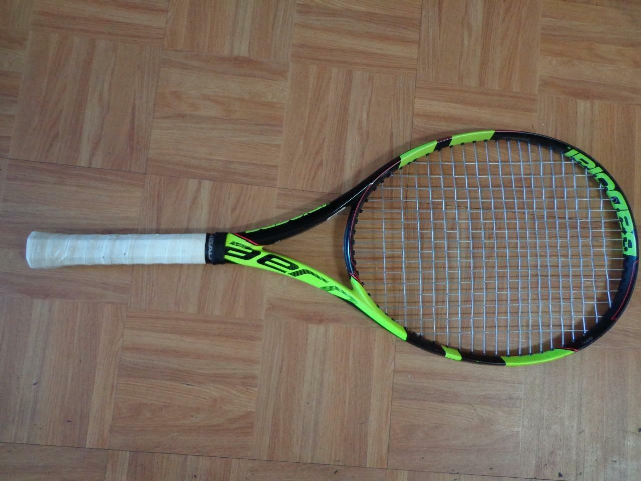 Babolat Pure Aero TOUR 100 head 4 3 8 grip grip 11.1oz Tennis Racquet