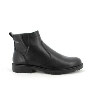 ENVAL SOFT  8202300 stivali pelle uomo stivaletti Tex impermeabili