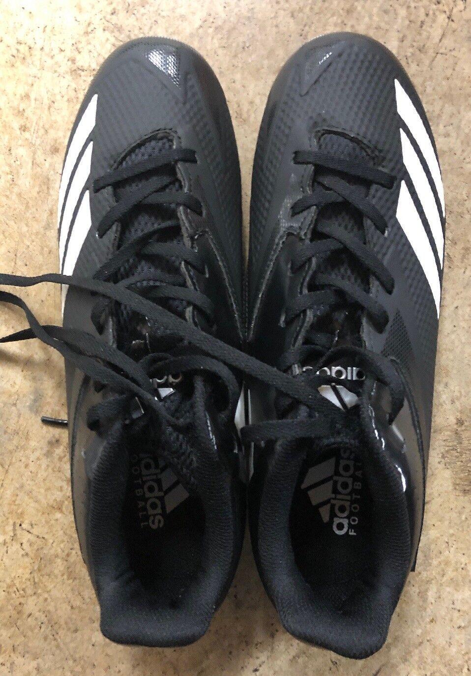 Nuove adidas mens nero football football football scarpe taglia 9 a 5 stelle | Ben Noto Per Le Sue Belle Qualità  eccffb