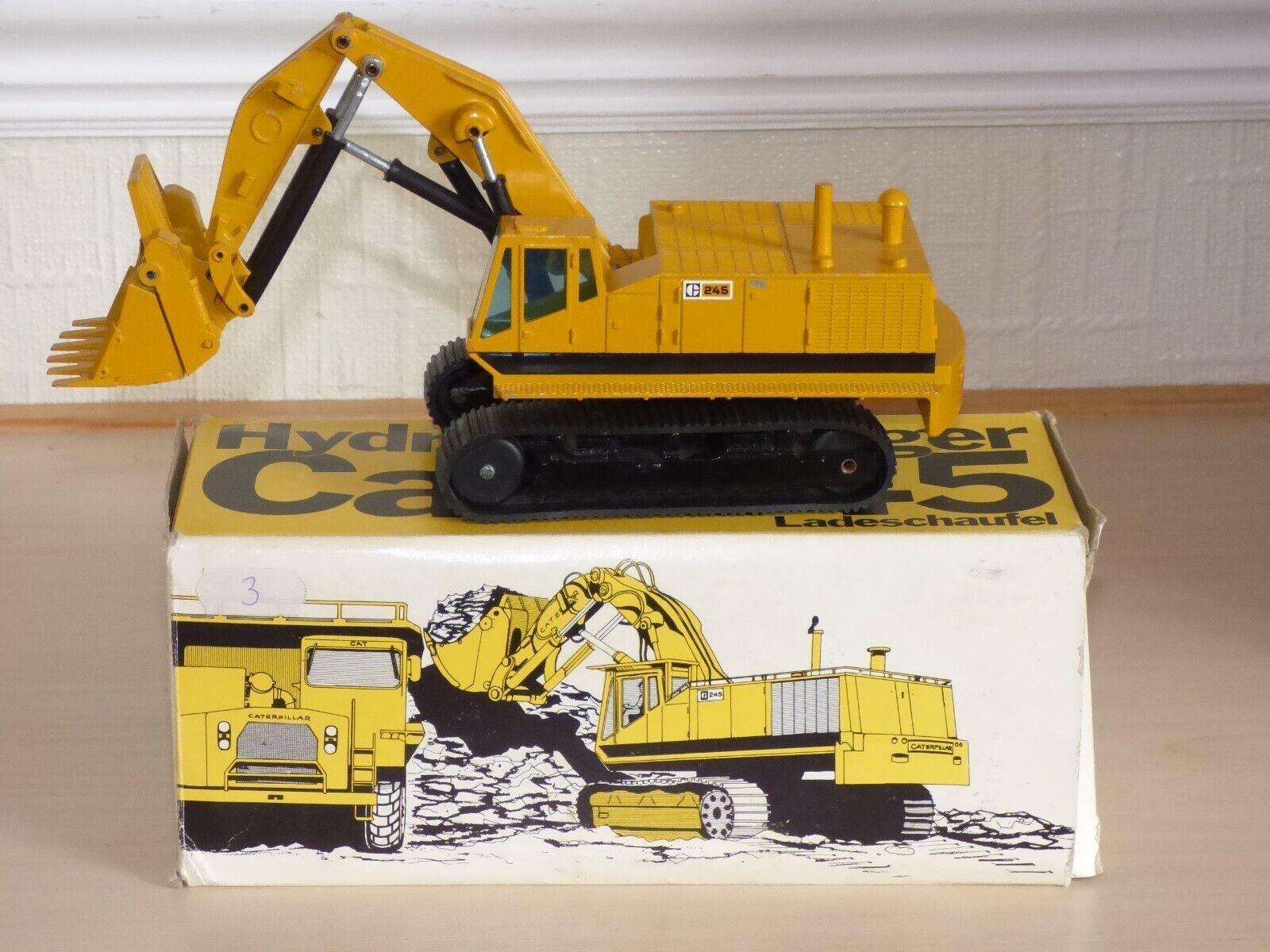 NZG 177 1 50 scale Cat 245 Excavator Front Shovel in original Box