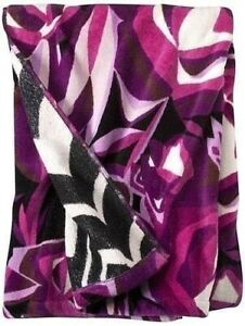 NEW Missoni for Target Purple Passione Floral Pattern Bath ...
