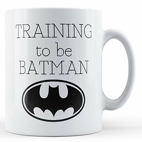 Training To Be Batman Printed Mug