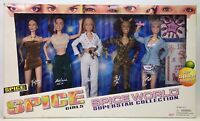 Spice Girls Spice World Superstar Collection 5 Dolls