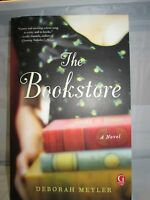 The Bookstore By Deborah Meyler (2013, Paperback)