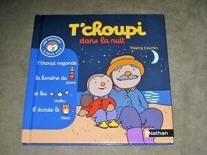 Details Sur Livre T Choupi Dans La Nuit Nathan N 6